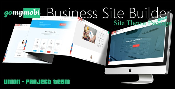 gomymobiBSB's Site Theme: Union - Project Team - CodeCanyon Item for Sale