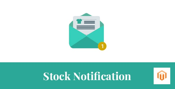 Stock Notification - CodeCanyon Item for Sale