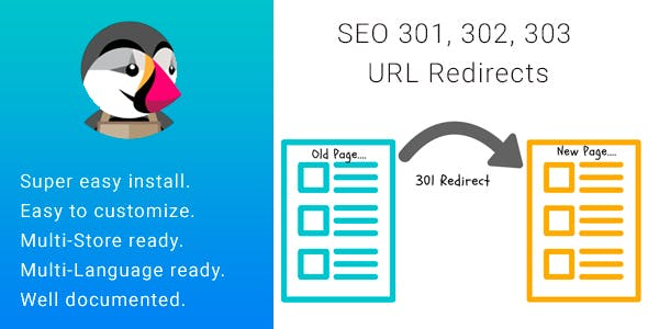 SEO 301, 302, 303 URL Redirects 404 Page