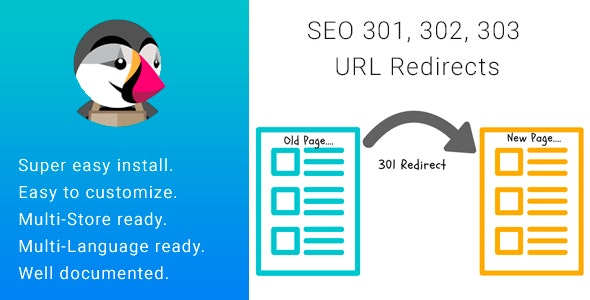 SEO 301, 302, 303 URL Redirects 404 Page - CodeCanyon Item for Sale
