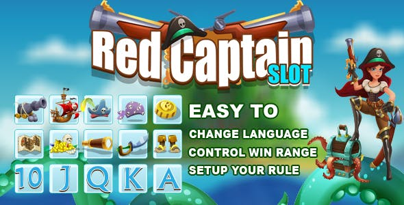 Red Captain Slot