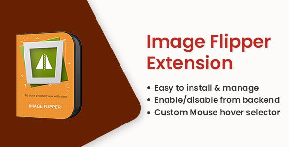 Image Flipper Extension