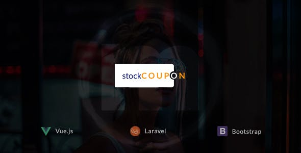 Stock Coupon - Laravel Coupon and Deal CMS