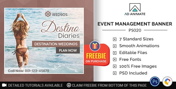 Professional Services | Event Management Banner (PS020)