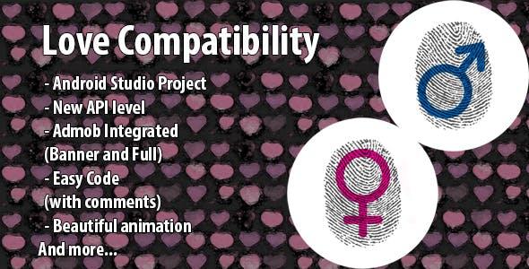 Finger Love Compatibility Prank + Admob