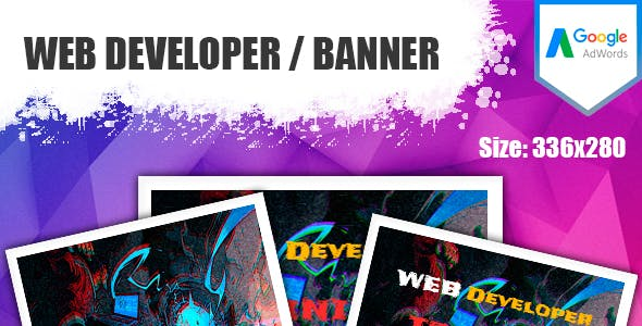 WEB DEVELOPER / BANNER