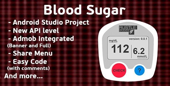 Finger Blood Sugar Prank + Admob - CodeCanyon Item for Sale
