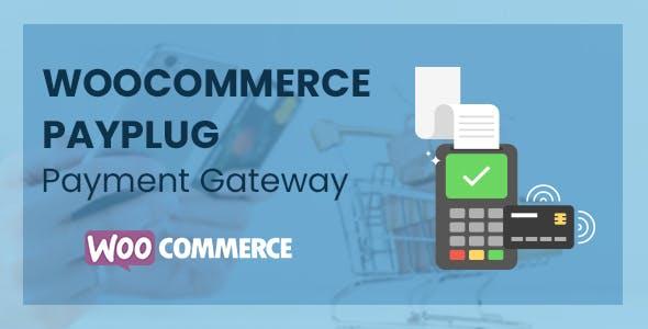 WooCommerce Payplug Payment Gateway