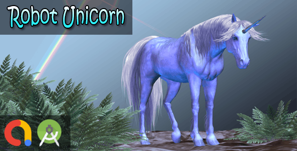 Robot Unicorn Attack (Android Studio + Admob + GDPR Support + API 27 + Eclipse) - CodeCanyon Item for Sale