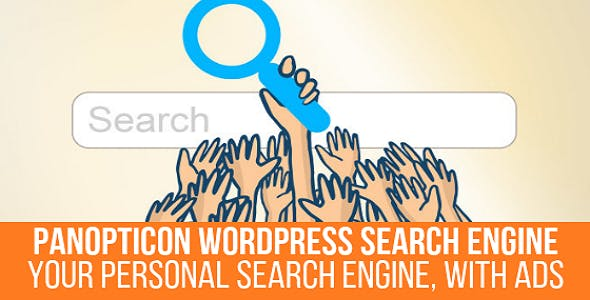 Panopticon - Your Own Search Engine - Plugin for WordPress