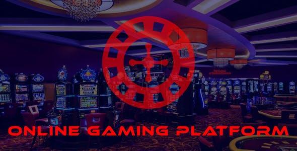 GameDen - Online Gaming Platform
