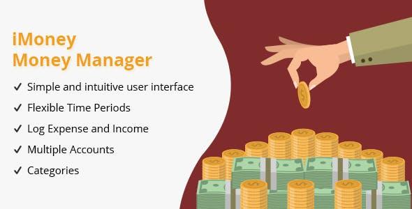 iMoney : Money Manager