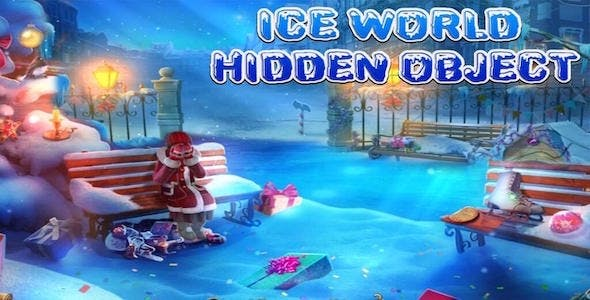 Snow world Of Hidden Objects + Admob,Chartboost,Applovin + Ready For Publish + Android Studio