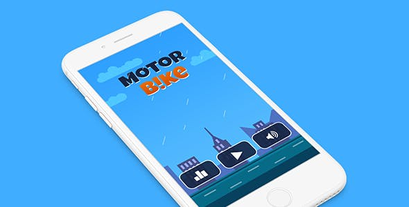 MOTORBIKE WITH ADMOB - IOS XCODE FILE