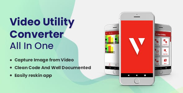 Video Utility Converter - All In One