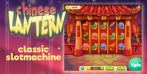 Chinese Lantern Slots - CodeCanyon Item for Sale