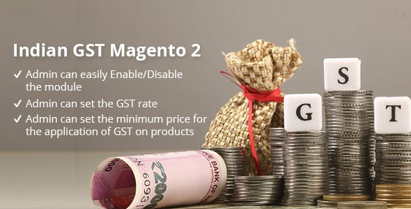 Indian GST Magento 2