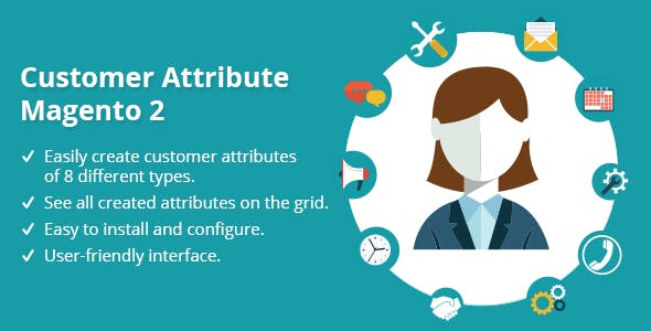 Customer Attribute Magento 2