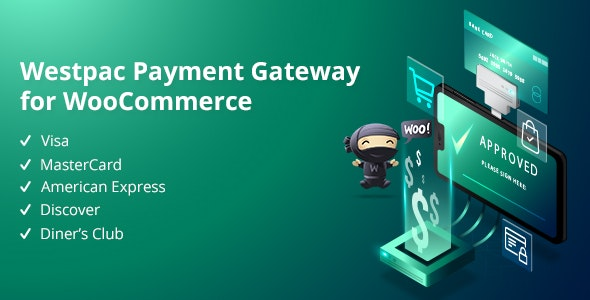 Westpac Payment Gateway for WooCommerce by
