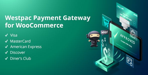 Westpac Payment Gateway for WooCommerce