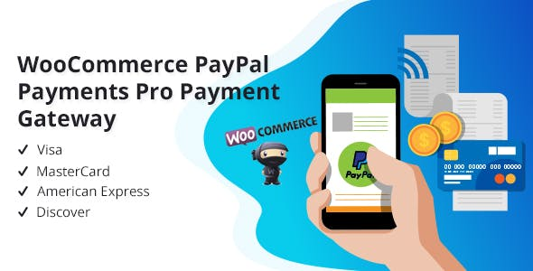 WooCommerce PayPal Payments Pro Payment Gateway