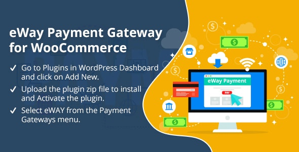 eWay Payment Gateway for WooCommerce Plugin - CodeCanyon Item for Sale
