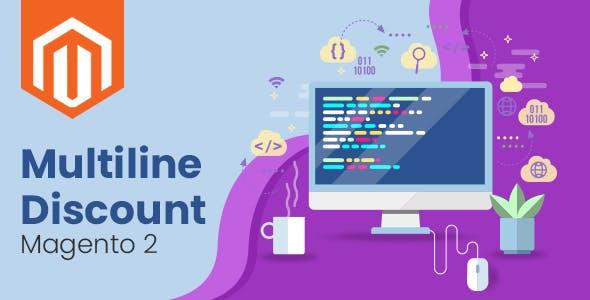 Multiline Discount Magento 2