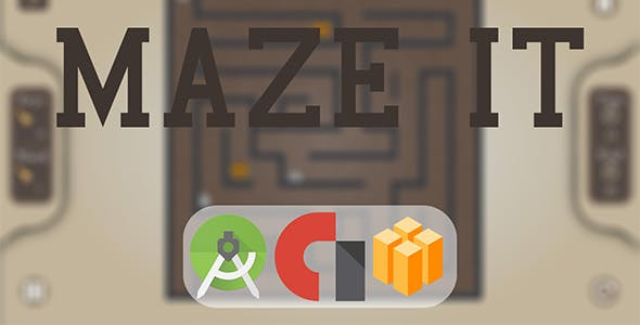 Maze It - Android & Ios Game (Buildbox Included)