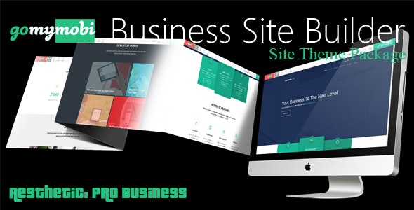 gomymobiBSB's Site Theme: Aesthetic - PRO Business - CodeCanyon Item for Sale