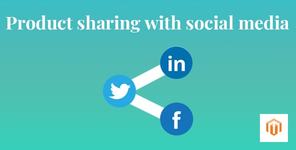 Product Sharing with Social Media - CodeCanyon Item for Sale