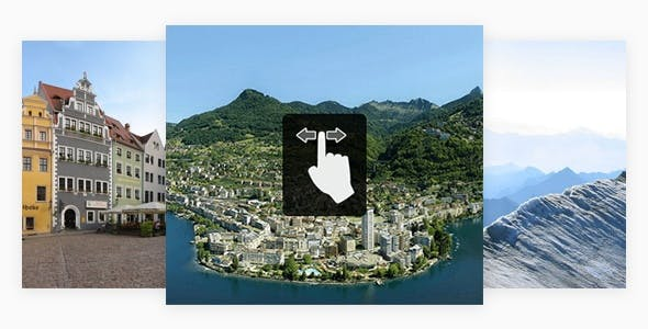 Flat 360° Panoramic Image Viewer - Responsive jQuery Plugin        Nulled