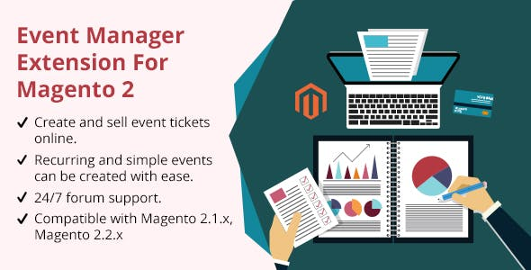 Event Manager Extension For Magento 2