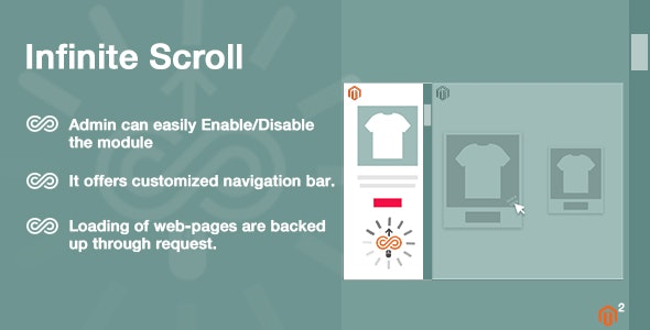 Infinite Scroll Magento 2 - CodeCanyon Item for Sale