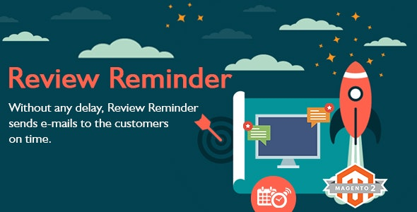 Review Reminder Magento 2 - CodeCanyon Item for Sale