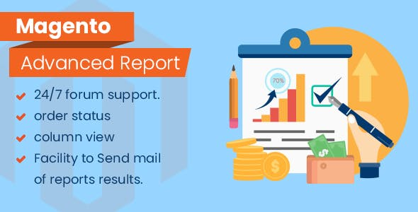 Magento Advanced Report
