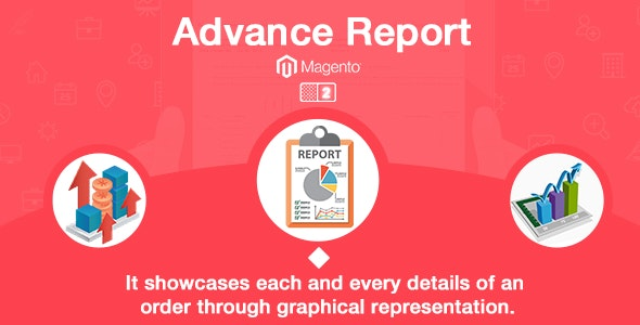 Advanced Report Magento 2 - CodeCanyon Item for Sale
