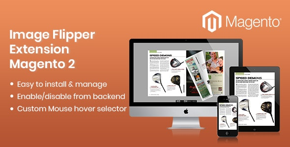 Image Flipper Magento 2 - CodeCanyon Item for Sale