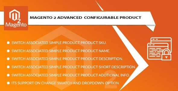 Magento 2 Dynamic Configurable Product