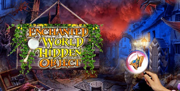 Hidden Objects Enchanted Castle Adventure - Seek & Find Android Studio Game