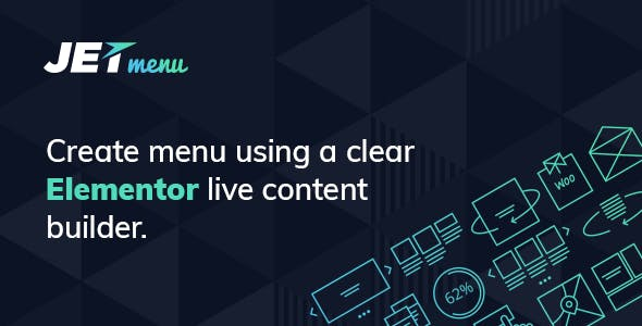 JetMenu - Mega Menu for Elementor Page Builder        Nulled