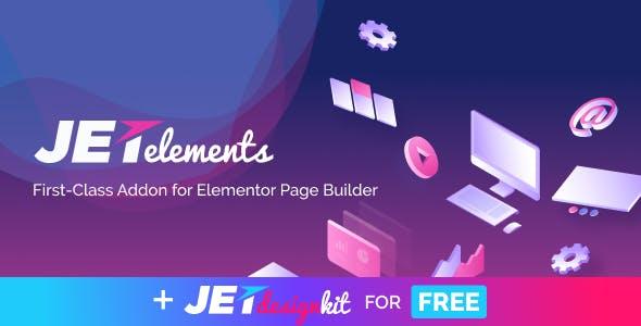 JetElements -  Widgets Addon for Elementor Page Builder        Nulled