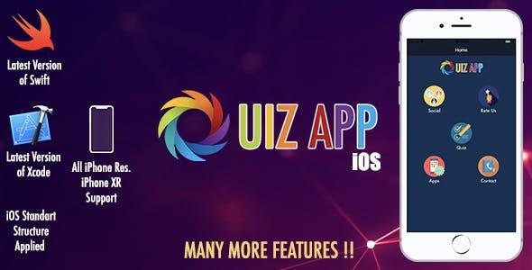 Quiz App iOS