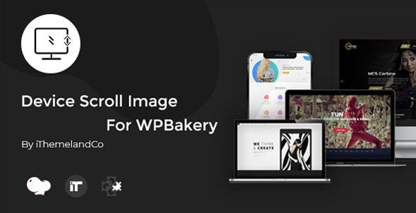 Device Scroll Image For WPBakery Page Builder (Visual Composer) - CodeCanyon Item for Sale