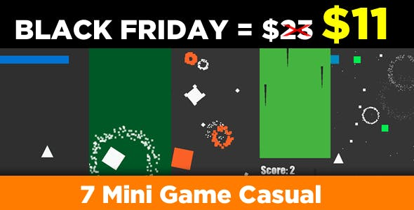 Mega Bundle 7 Mini Games