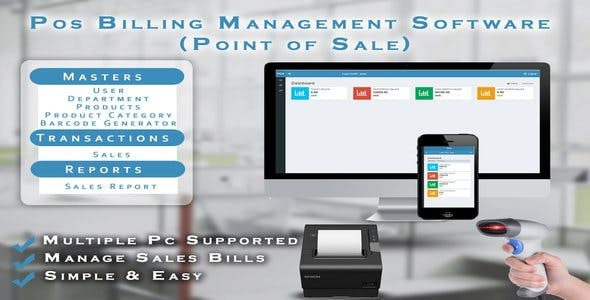 Pos NET Scripts from CodeCanyon