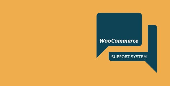 WooCommerce Support System