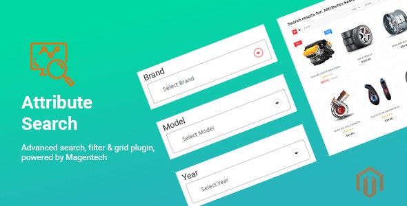 SM Attributes Search - Responsive Magento 2 Module - CodeCanyon Item for Sale