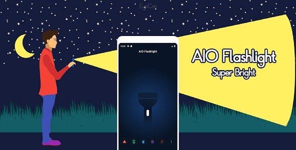 AIO Flashlight