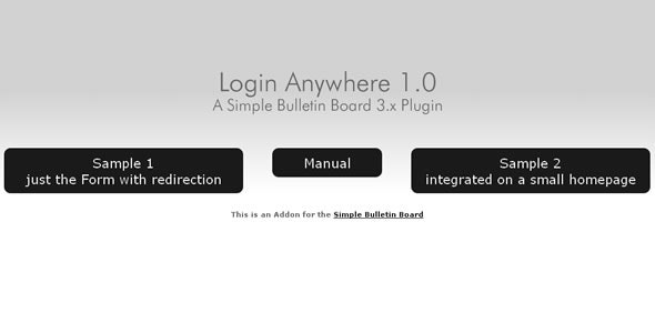 Simple Bulletin Board - Login Anywhere - CodeCanyon Item for Sale