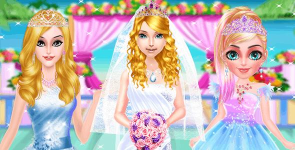 Real Princess Wedding Makeup Game For Girls